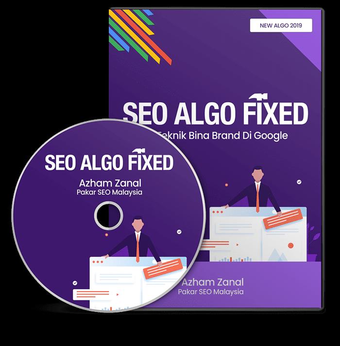 Review Teknik SEO Algo Fixed (TeknikSEO.my) – Panduan SEO Bahasa Malaysia