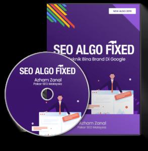 Review Teknik SEO Algo Fixed - Panduan SEO Malaysia